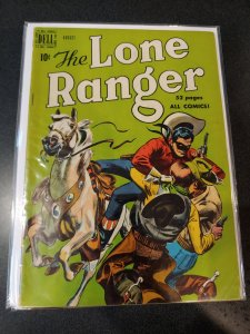 ​THE LONE RANGER #26 GOLDEN AGE CLASSIC VF