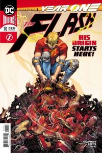 Flash (2016 series) #70, NM + (Stock photo)