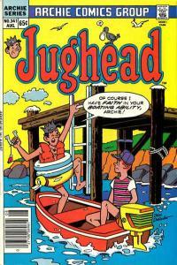 Jughead (1965 series) #341, NM- (Stock photo)