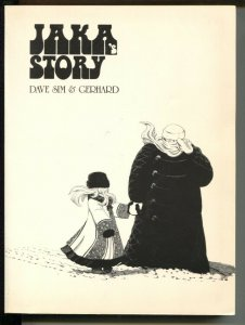 Jaka's Story-Dave Sim-1990-PB-VG/FN