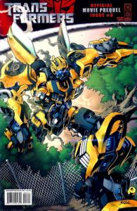 Transformers: Movie Prequel #3A FN; IDW | save on shipping - details inside