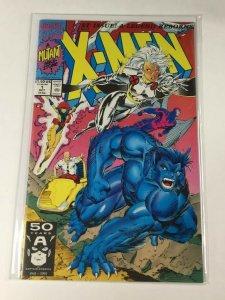 X-Men 1 Jean Storm Beast NM Near Mint Marvel