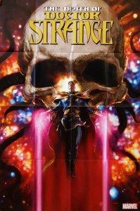 Death Of Doctor Strange Folded Promo Poster (24 x 36) New! [FP27]