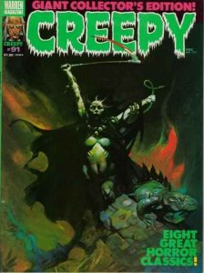 Creepy (1964 series) #91, VF (Stock photo)
