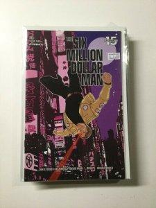 Six Million Dollar Man Variant Near Mint Dynamite HPA