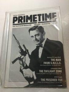 WTVA Presents Prime time Volume 1 Issue 8 Nm Near Mint Magazine