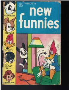 New Funnies #106 (Dell, 1945)