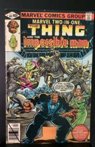 Marvel Two-in-One #60 (1980)
