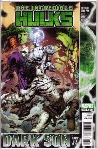 Incredible Hulks   vol. 1   #617 FN/VF (Dark Son 6)