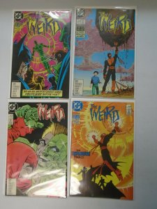 Weird set #1-4 6.0 FN (1988 DC)