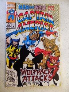 CAPTAIN AMERICA # 406