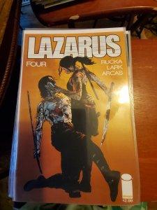 Lazarus #4 (2013)