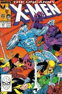 Uncanny X-Men (1981 series) #231, VF+ (Stock photo)