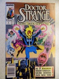 DOCTOR STRANGE SORCERER SUPREME # 2