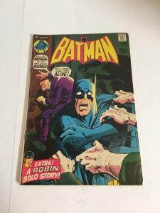 Batman 229 Fn/Vf Fine/Very Fine 7.0