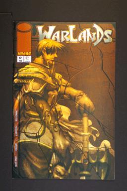 Warlands # 12 February 2001 Image Comics