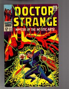 DOCTOR STRANGE 171 FINE PLUS  August 1968