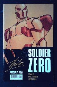 Soldier Zero #1 (2010)