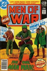 Men of War (1977 series) #9, VF- (Stock photo)