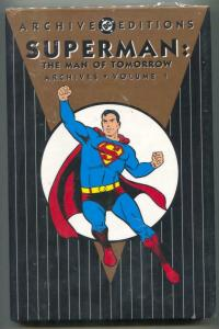 Superman: The Man of Tomorrow Archives 1 hardcover- sealed