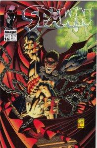 Spawn #16 (1993)