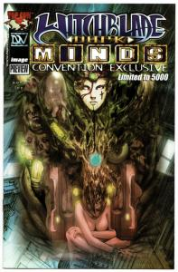 Witchblade Dark Minds #1 Convention Exclusive LTD to 5000 (Image, 2000) VF/NM