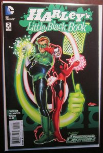 Harley's Little Black Book (2016) #2A 8.0 VF