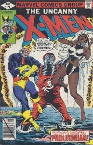Uncanny X-Men #136 stock photo
