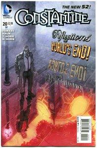 CONSTANTINE #20, NM, John, Hellblazer, 2013, New 52 DC, more in store