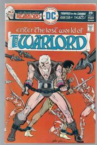 WARLORD 2 VG-F  April 1976 COMICS BOOK