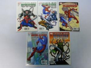 Spider-Man Doctor Octopus Out of Reach Set:#1-5, 6.0/FN (2004)