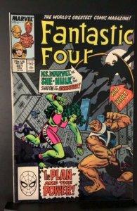 Fantastic Four #321 (1988)