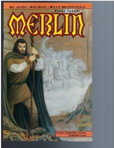 Merlin #1 (1990)