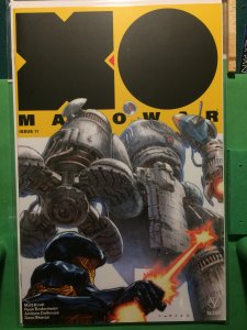 XO Manowar #11