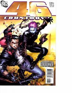 Lot Of 5 Countdown DC Comic Books #46 45 44 43 42 J69