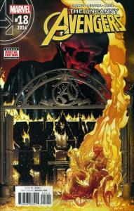 Uncanny Avengers (3rd Series) #18 VF/NM; Marvel | save on shipping - details ins
