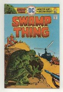 SWAMP THING #22, FN/VF, Horror, 1972 1976, Arizona, Redondo, more in store