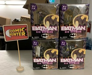 DC Batman Wave 1 Batman Catwoman Joker Two-Face Statue Kia Asamiya