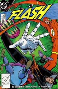 Flash (1987 series) #23, VF+ (Stock photo)