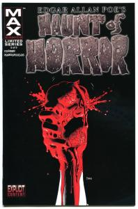 HAUNT of HORROR #2, NM, Richard Corben, Edgar Allan Poe, more in store