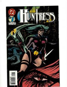 11 Comics Huntress 1 2 3 4 Identity Crisis 1 2 3 4 5 6 7 GK30