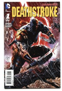 DEATHSTROKE #1 2011 New 52 comic book DC NM-