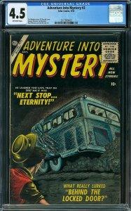 Adventure into Mystery #3 (Atlas, 1956) CGC 4.5