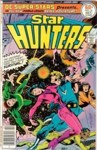 DC Super-Stars #16, VF- (Stock photo)