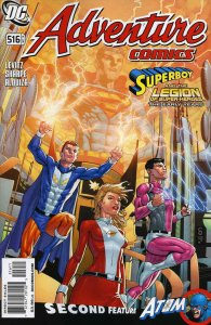 Adventure Comics #516 VF; DC   save on shipping - details inside