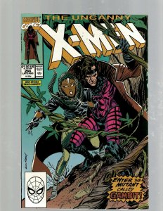 Uncanny X-Men # 266 NM Marvel Comic Book Beast Angel Cyclops Magneto SM19