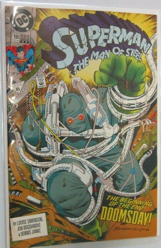 Superman 1st print #18 6.0 FN (1991)