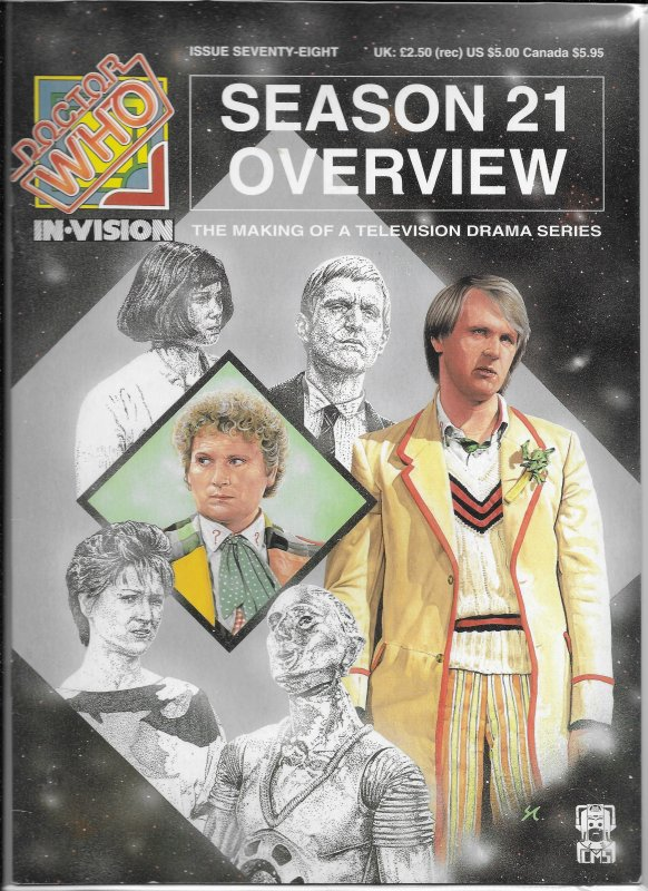Doctor Who In-Vision #78: Season 21 Overview FN