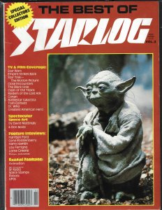 The Best of Starlog #2 - 1981