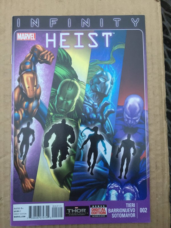 Infinity: Heist #2 (2013)